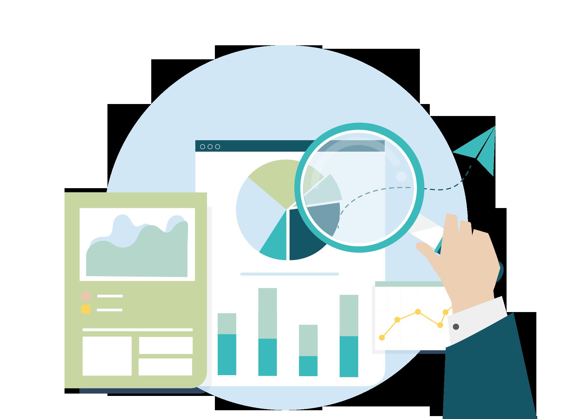 Compare os preços dos serviços e os custos da sua equipe por cliente